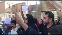 شما؛ اعتصاب و اعتراضات کارگران نیشکر هفتتپه#