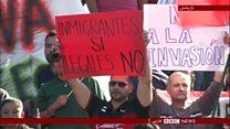 """اعتراض"""" شهر مهاجر"""" به مهاجران"""