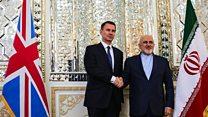 اولین سفر وزیر خارجه بریتانیا به تهران بعد از بازگشت تحریمها