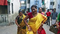 Transgender women in India: 'This is how we survive'