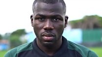 I fit be di one of di best defenders for world - AFOTY 2018 nominee Kalidou Koulibaly