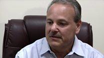 'Hug your children' - Chicago victim's dad