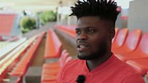 AFOTY 2018 Nominee Thomas Partey: To come from background wia we get notin to play for no dey easy