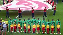 Saadiyoo Maanee kaadhimamaa Taphataa cimaa Afrikaa kan BBC bara kanaa
