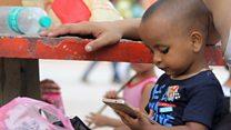 तुमच्या मुलांना मोबाईलपासून कसं दूर ठेवालं?