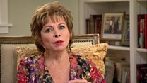 Isabel Allende: 'You realise what it is to live in terror'