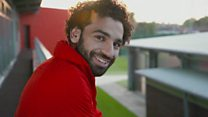 جائزة أفضل لاعب أفريقي: محمد صلاح أحد مرشحي بي بي سي