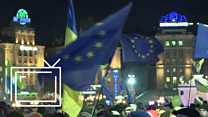 День достоинства и свободы: Украина отметила пятилетие Майдана