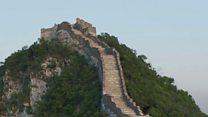 บูรณะกำแพงเมืองจีนจากการถูกพืชคุกคาม