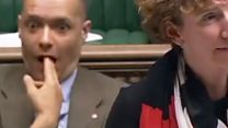 Row over MP 'mocking suicide' in Commons