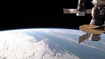كيف تبدو الحياة فب محطة الفضاء الدولية؟