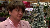 DUP-Tory deal not dead over Brexit, says Foster