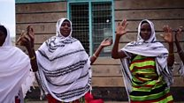 رقصات وأغاني للثناء على الأبقار في كينيا