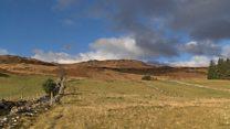 Riaghladh air croit an Loch Carrann