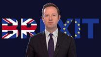The UK/EU document - in 45 seconds
