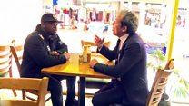 Simon Jack and Sideman talk housing: 'I need a crib'