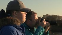 'Plane-spotting helps my autistic son'