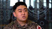 ဘဝကို အရှုံးမပေးခဲ့တဲ့ ကိုရီးယား စစ်သား
