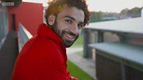 Mohamed Salah: Dan takarar gwarzon dan kwallon Afirka