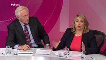Karen Bradley dodges question about May's future