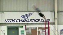 El impresionante salto que batió un récord de gimnasia