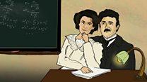 Einstein, but no be di wan wey you dey tink