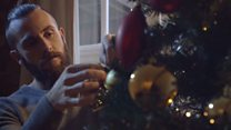 Man's tear-jerking Christmas film goes viral