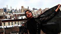 'I'm black, muslim, a refugee - and a model'