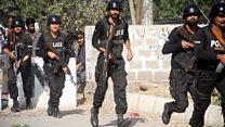 حمله به کنسولگری چین در کراچی
