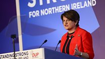 DUP 'deeply sorry' over handling of RHI