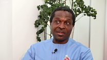 Sombodi don cut corner somewia for building wey collapse for Port Harcourt - Tonye Cole