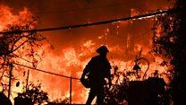 راز دانش: علت آتشسوزیهای مرگبار کالیفرنیا چه بود؟