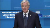 Barnier: 'We have fair and balanced agreement'