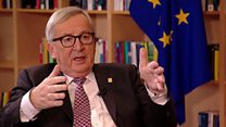Juncker: 'I'm never changing my mind'