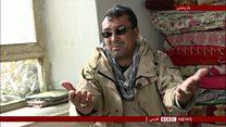 دستگیری قوماندان شمشیر؛ طرفداران فرمانده علیپور اعتراض کردند