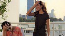 'دو عورتوں پر مبنی فلم بنانا پاکستان میں ایک جرم ہے'