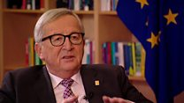 Juncker: 'This is the only deal possible'