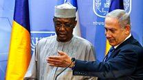 Les Tchadiens commentent la visite de Deby en Israël