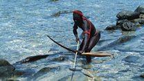 Kabila hili la watu weusi India lilitoka wapi?