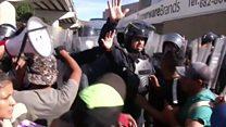 México deportará a los migrantes que intentaron cruzar la frontera