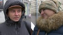 Чи спалахне війна? Що кажуть люди у Москві та Києві?