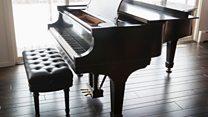 ما معنى عبارة Grand piano؟