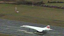 Remembering Concorde's final flight
