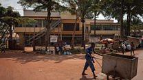 ''Le peuple centrafricain est abandonné à lui-meme''