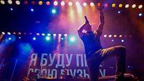 """""""Я буду петь свою музыку"""": Оксимирон, Баста и Noize MC поддержали рэпера Хаски"""