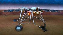 InSight, wahana baru NASA, sukses mendarat di Mars