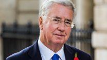 Fallon: 'Doomed' Brexit deal should be renegotiated