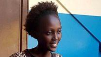"""Hugette, umwigeme wo mu Burundi agira """"slam"""""""