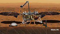 ยานอินไซต์ ภารกิจสำรวจอวกาศครั้งแรกที่มุ่งศึกษาโครงสร้างภายในของดาวอังคารโดยเฉพาะ