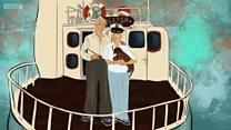 Simone Cousteau, a exploradora que largou o conforto de Paris para investigar o fundo do mar